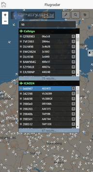 Flightradar - Airplane Tracker screenshot 1
