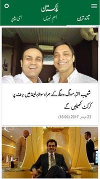 Urdu News: Daily Pakistan Newspaper screenshot 1