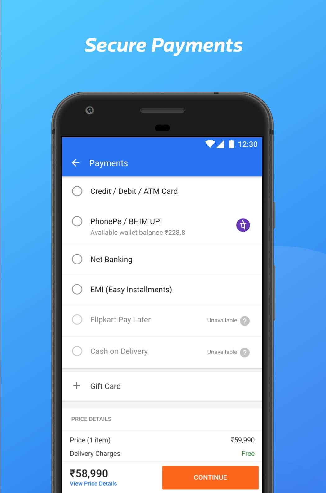 Flipkart for Android - APK Download
