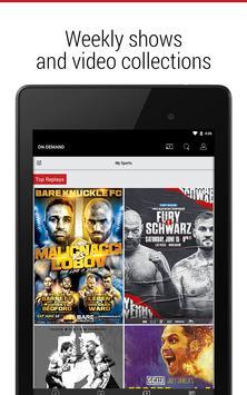 FITE - Boxing, Wrestling, MMA screenshot 21