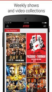 FITE - Boxing, Wrestling, MMA screenshot 7