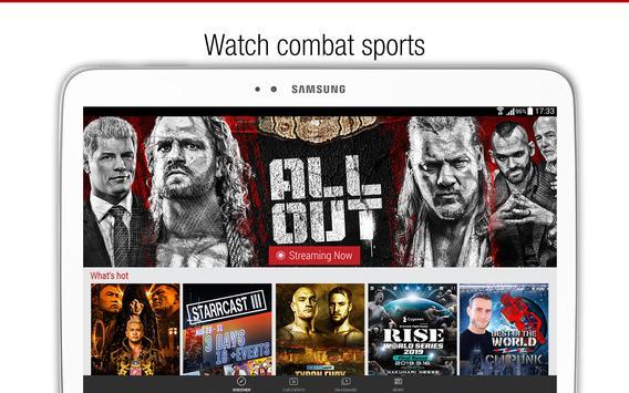 FITE - Boxing, Wrestling, MMA screenshot 8