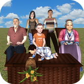 Happy Family Virtual Adventure icon