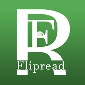 Flipread icon