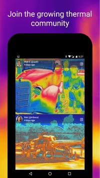 FLIR ONE screenshot 3