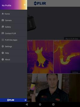 FLIR ONE screenshot 4