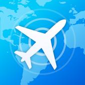 航班追踪器 圖標