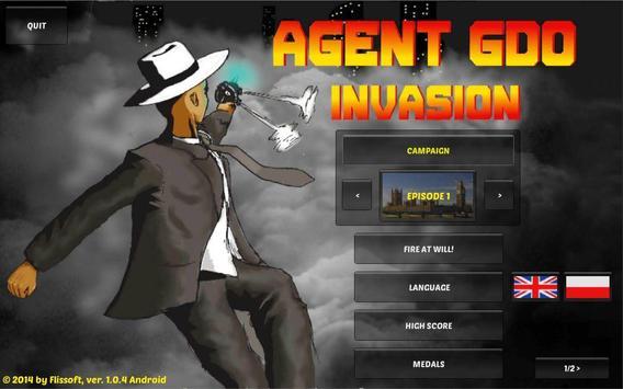 Agent GDO - Invasion screenshot 12