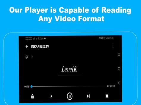FlixPlayer لنظام التشغيل Android تصوير الشاشة 9