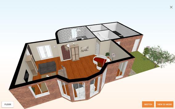 Floorplanner screenshot 3