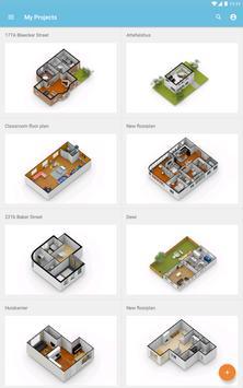 Floorplanner screenshot 4