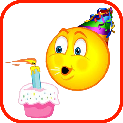 Birthday Fun Stickers