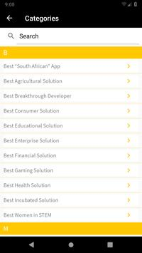 MTN APP AWARDS screenshot 2