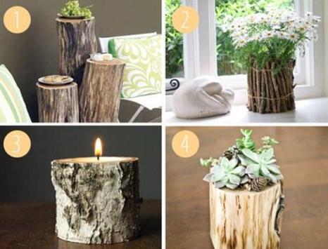 DIY Wooden Craft Ideas screenshot 2