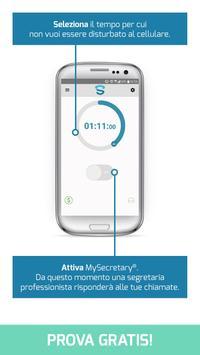 MySecretary  | La tua Segretaria in un' App screenshot 1