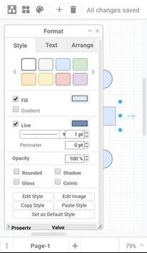 Flowchart Maker screenshot 6