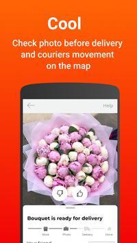Flowwow цветы. Заказ и доставка цветов и сладостей скриншот 4