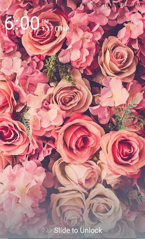Flower Live Wallpapers Hd Flower Background Free For Android Apk Download