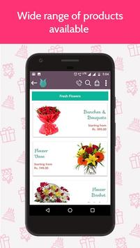 Flowers Cakes Online: Gifts Delivery screenshot 1