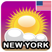 New York Weather and Livecams icon