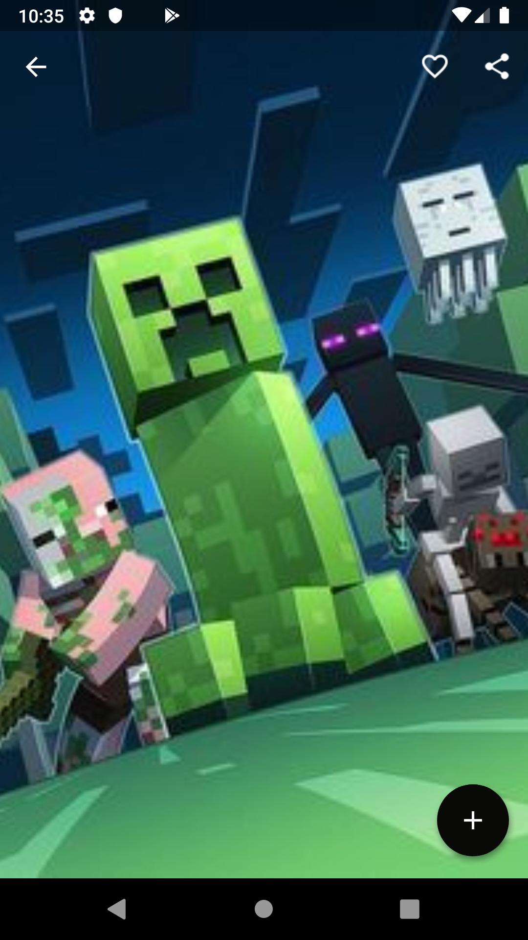 Download 670 Koleksi Wallpaper Hd Minecraft Gratis Terbaru