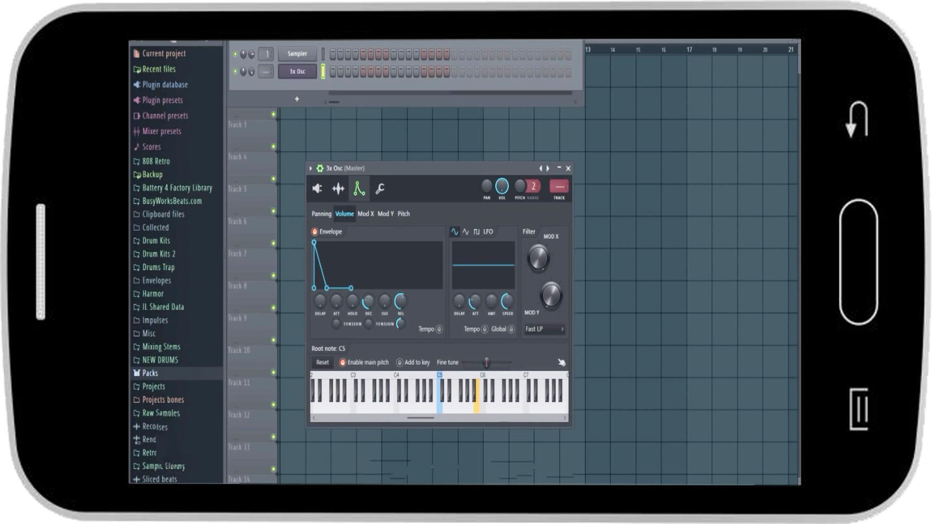 Download apk fl studio 12 for android free