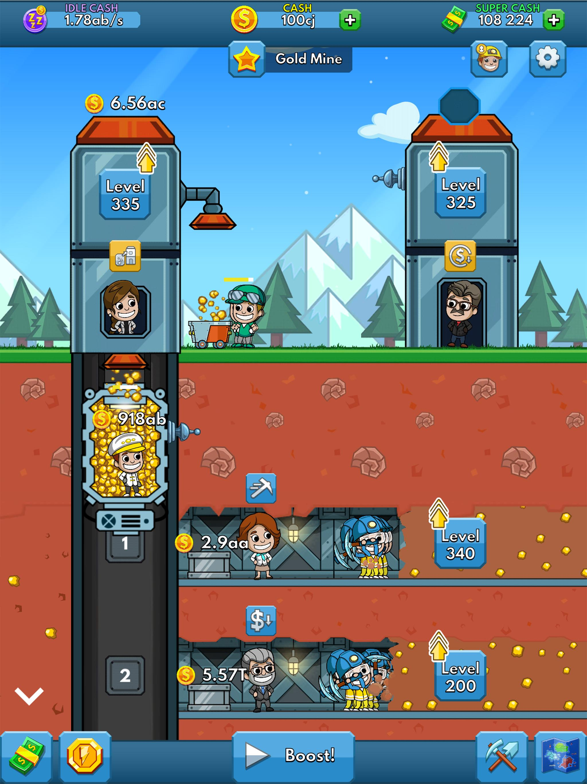 Idle Miner for Android - APK Download