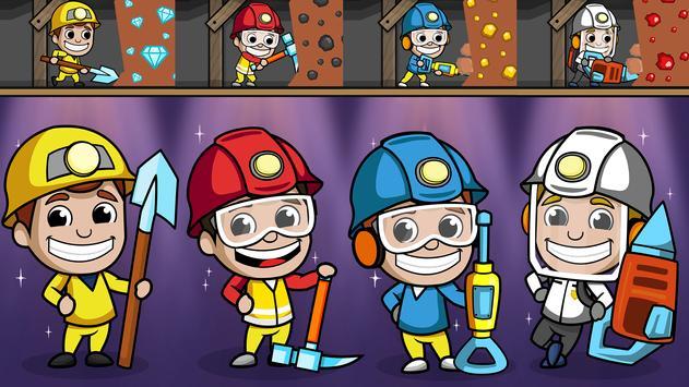 采矿大亨:掘金之旅 (Idle Miner Tycoon) 截图 16
