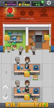 ファクトリータイクーン (Idle Factory Tycoon) スクリーンショット 5