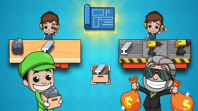 3 Schermata Idle Factory