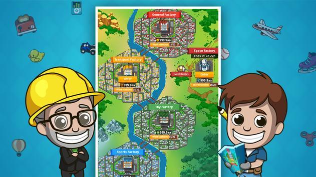 9 Schermata Idle Factory