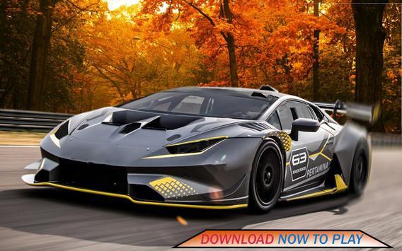 Extreme Lamborghini Sim 2: turbo lamborghini poster