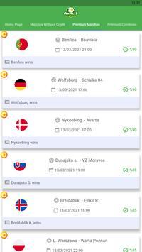 Tips Predictions - Bet predictions - Sure score screenshot 1