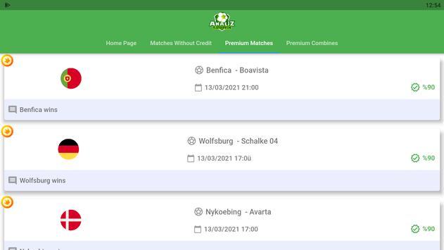 Tips Predictions - Bet predictions - Sure score screenshot 4