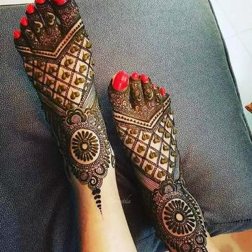 New Mehndi Design latest Henna screenshot 4
