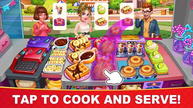 Cooking Hot poster