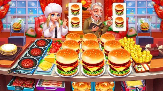 Cooking Hot تصوير الشاشة 1