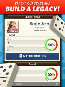 Domino! The world's largest dominoes community screenshot 8