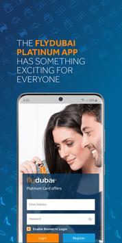 flydubai Platinum 海报