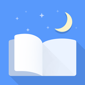 Moon+ Reader أيقونة