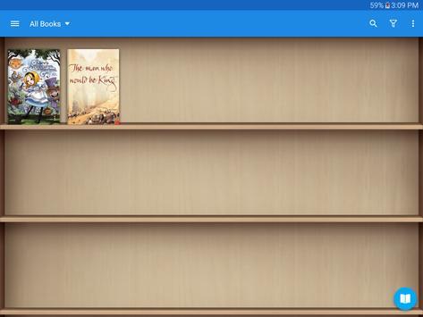Moon+ Reader ảnh chụp màn hình 7