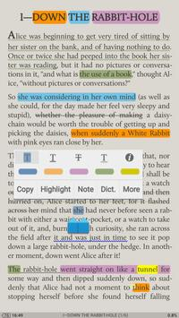 Moon+ Reader Pro screenshot 2