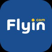 Flyin.com - طيران و فنادق أيقونة