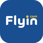 Flyin.com - Flights and Hotels ikona