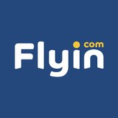 Flyin.com - Flights, Hotels & Travel Deals Booking icon
