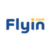 Flyin.com - حجز طيران و حجز فنادق مع فلاي إن أيقونة