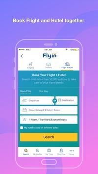 Flyin.com - طيران و فنادق تصوير الشاشة 3