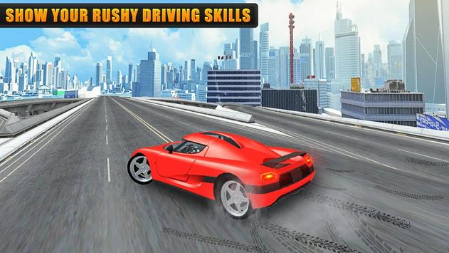 Flying Car Games 2020- Drive Robot Shooting Cars screenshot 8