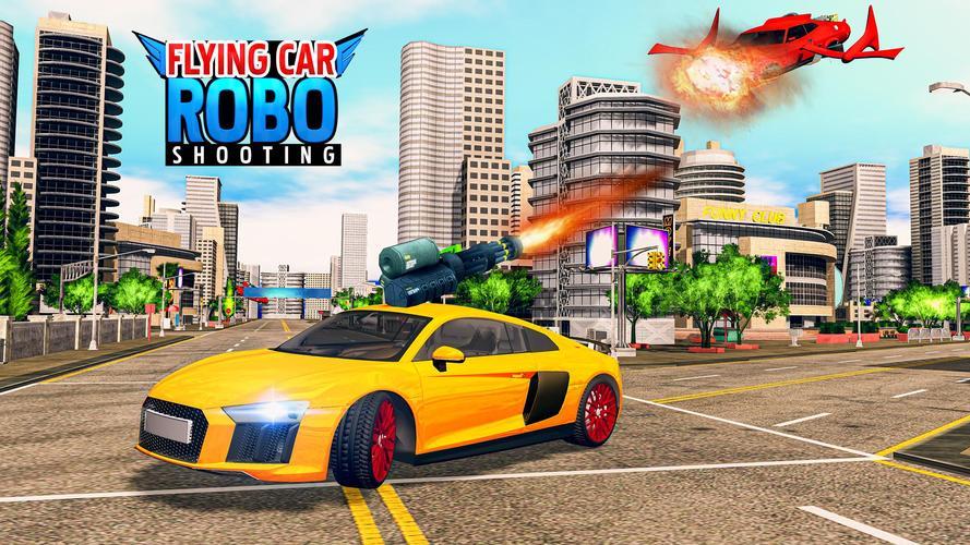 Flying Car Games 2020 Drive Robot Shooting Cars Apk 1 0 Download For Android Download Flying Car Games 2020 Drive Robot Shooting Cars Apk Latest Version Apkfab Com