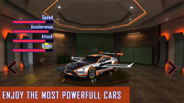 Flying Car Games 2020- Drive Robot Shooting Cars screenshot 9